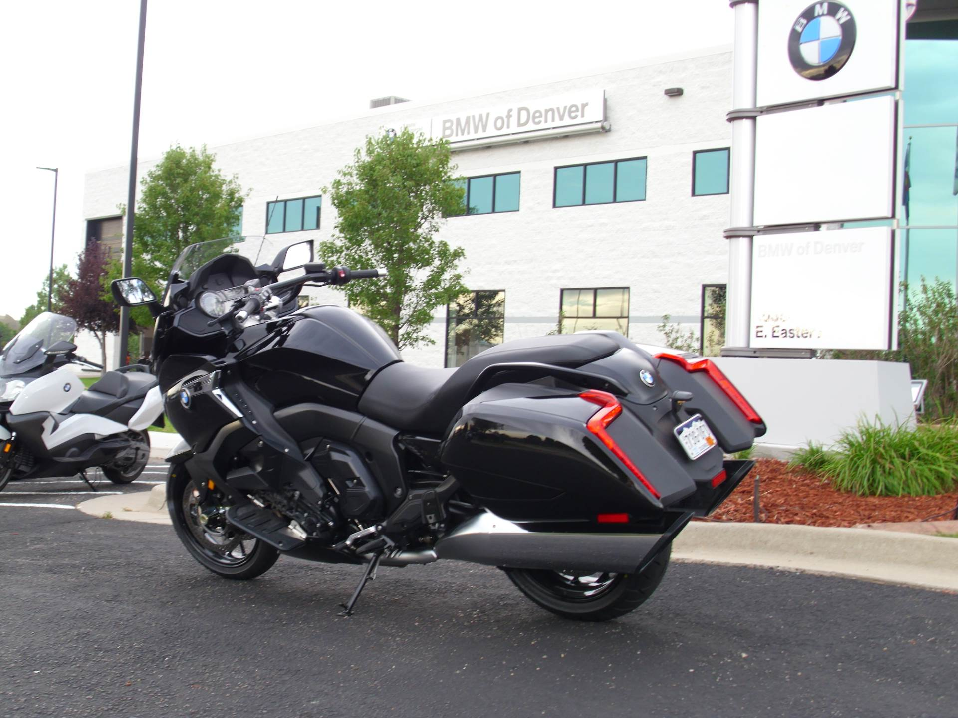 New 2018 BMW K 1600 B Motorcycles in Centennial, CO