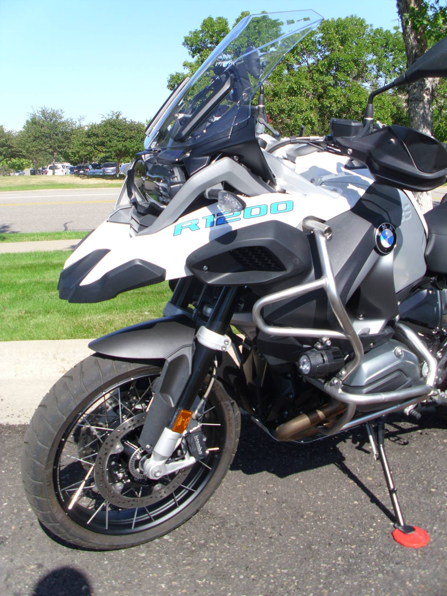 2015 BMW R 1200 GS Adventure in Centennial, Colorado - Photo 5