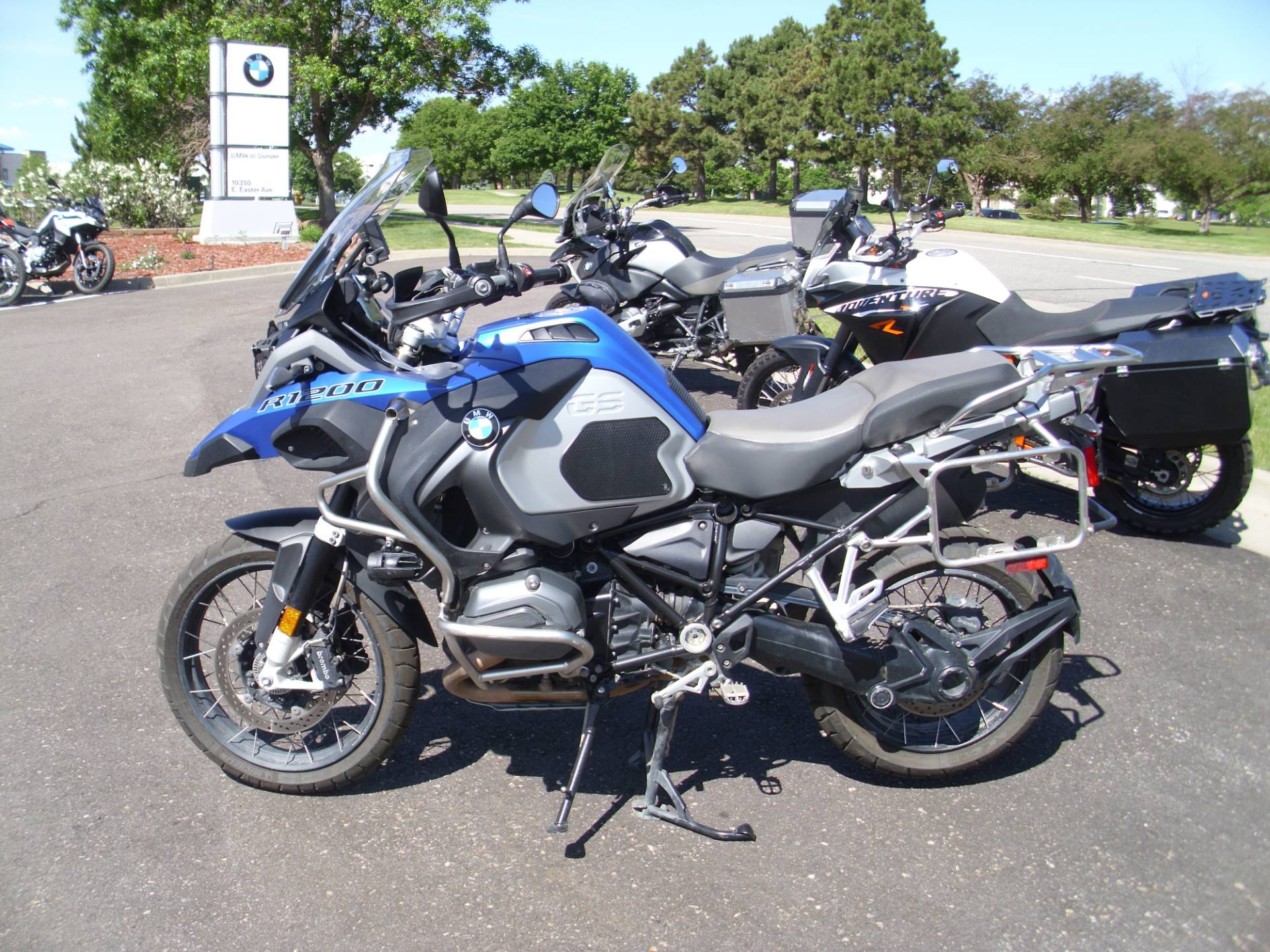 2015 BMW R 1200 GS Adventure in Centennial, Colorado - Photo 1