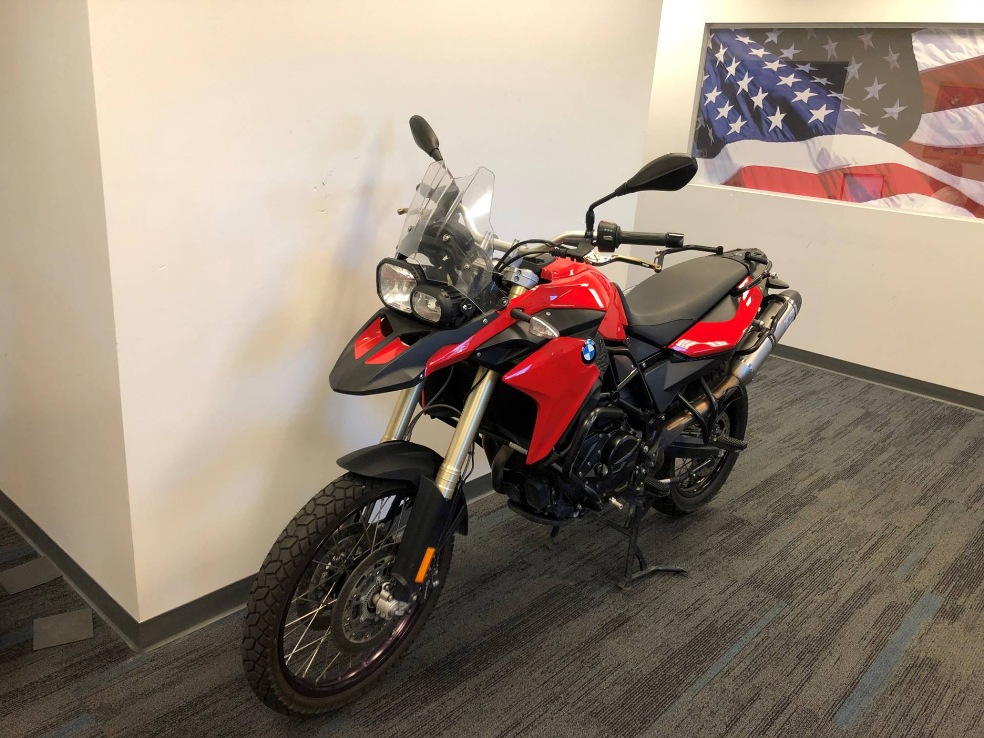 2015 BMW F 800 GS in Centennial, Colorado - Photo 1