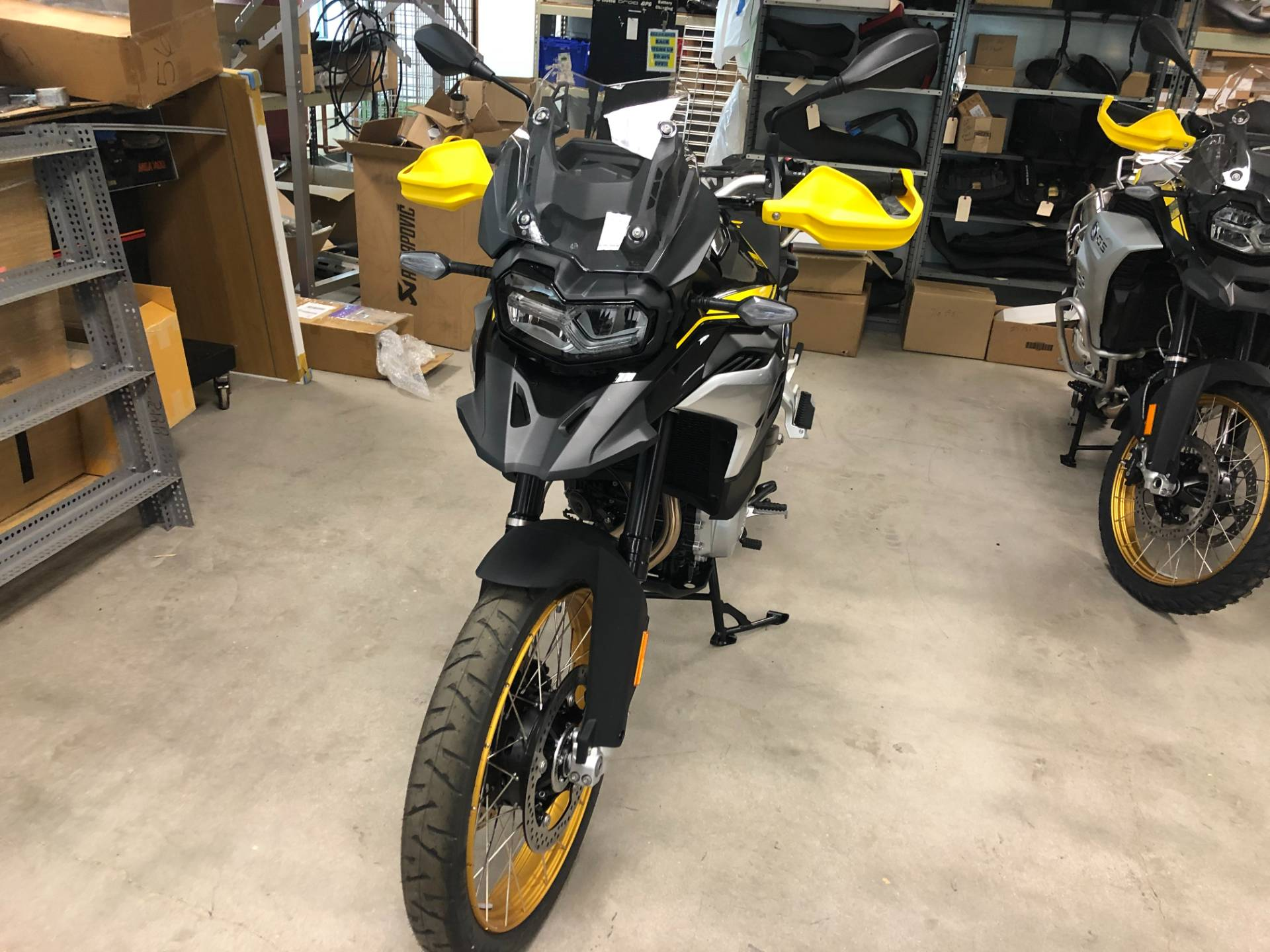 2021 BMW F 850 GS - 40 Years of GS Edition in Centennial, Colorado - Photo 2
