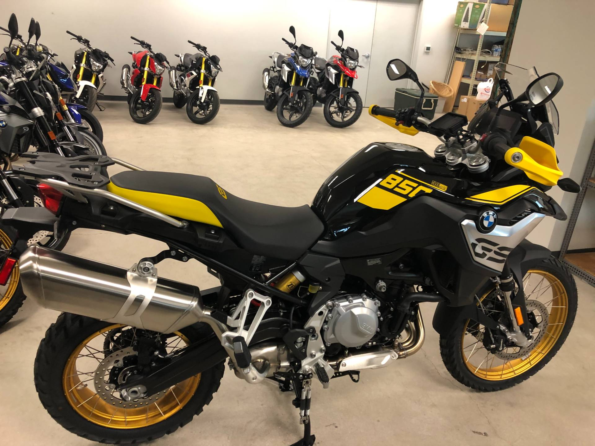 2021 BMW F 850 GS - 40 Years of GS Edition in Centennial, Colorado - Photo 3