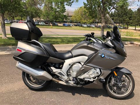 2015 BMW K 1600 GTL in Centennial, Colorado - Photo 1