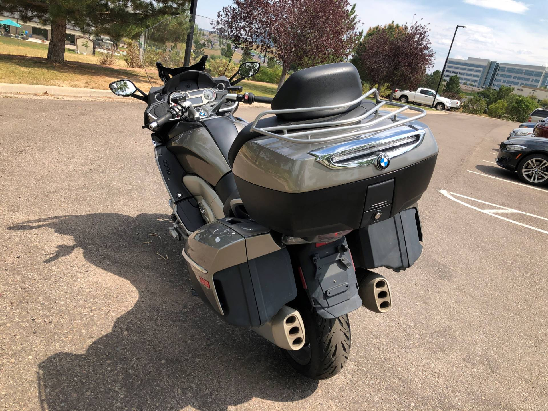 2015 BMW K 1600 GTL in Centennial, Colorado - Photo 6