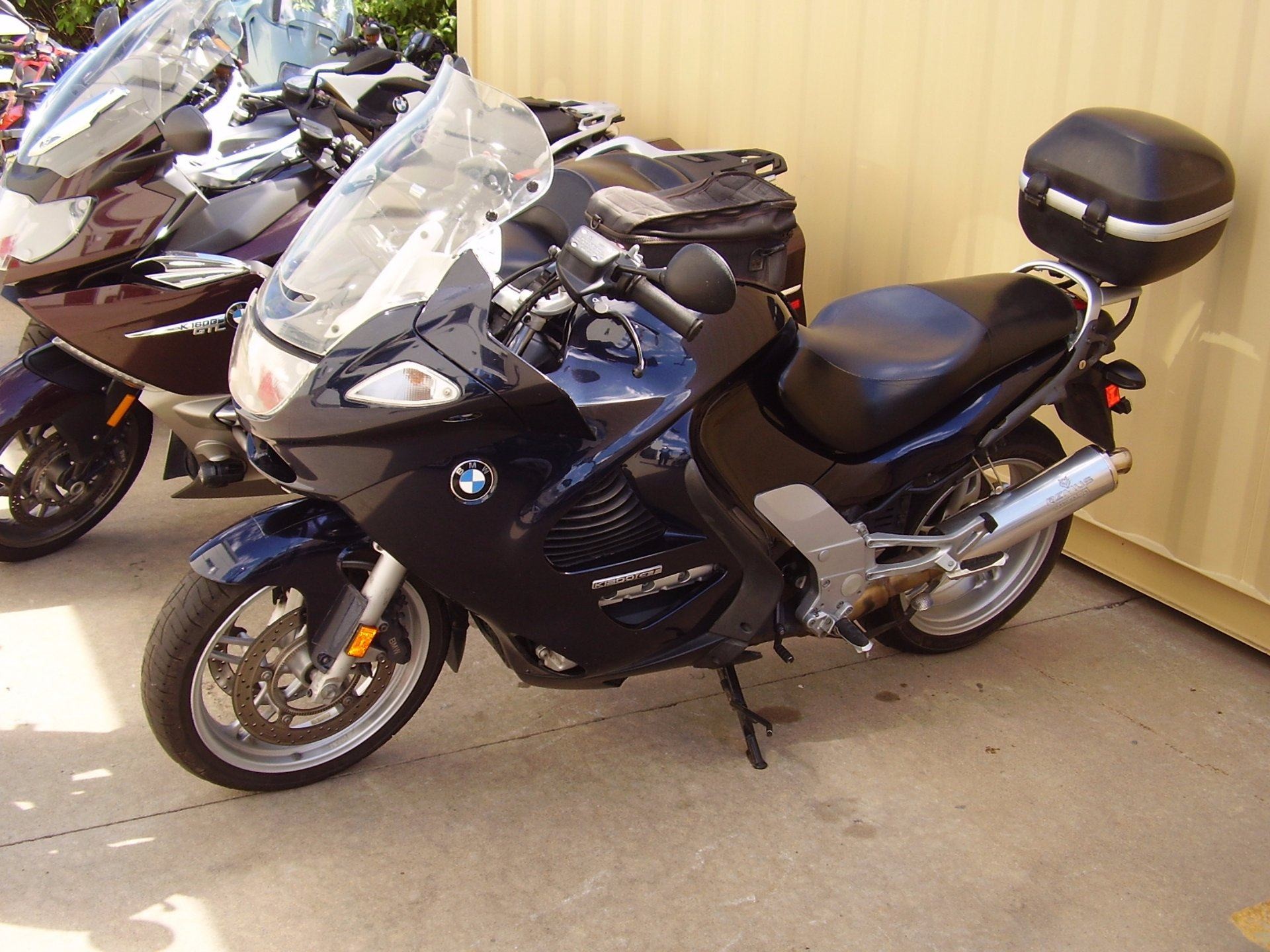 2003 BMW K 1200 GT in Centennial, Colorado