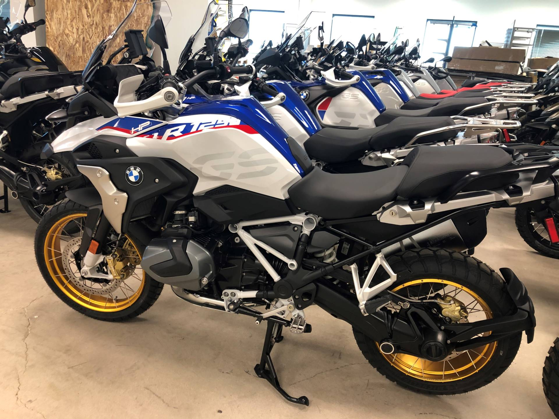 2020 BMW R 1250 GS in Centennial, Colorado - Photo 1