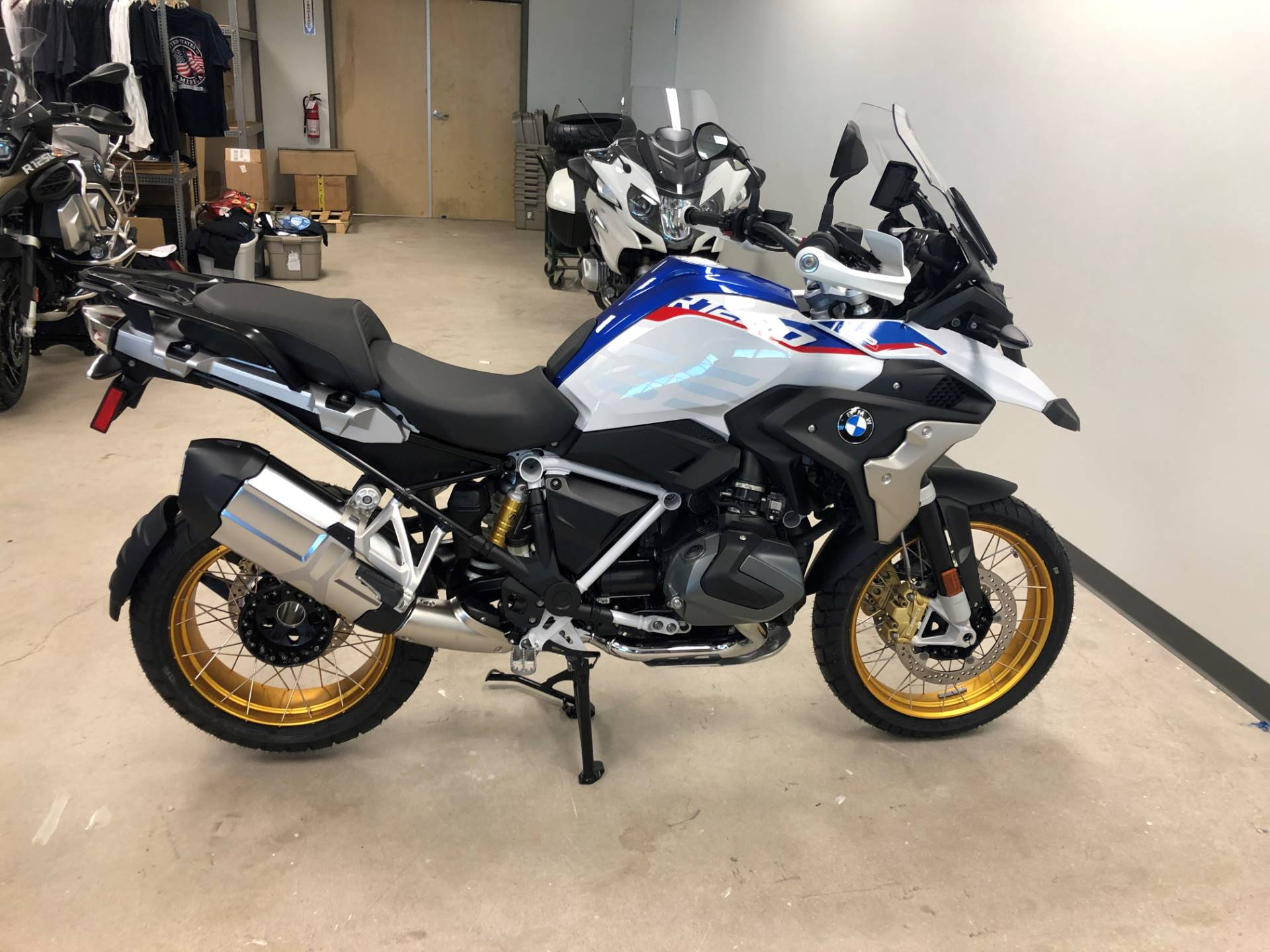 2020 BMW R 1250 GS in Centennial, Colorado - Photo 2
