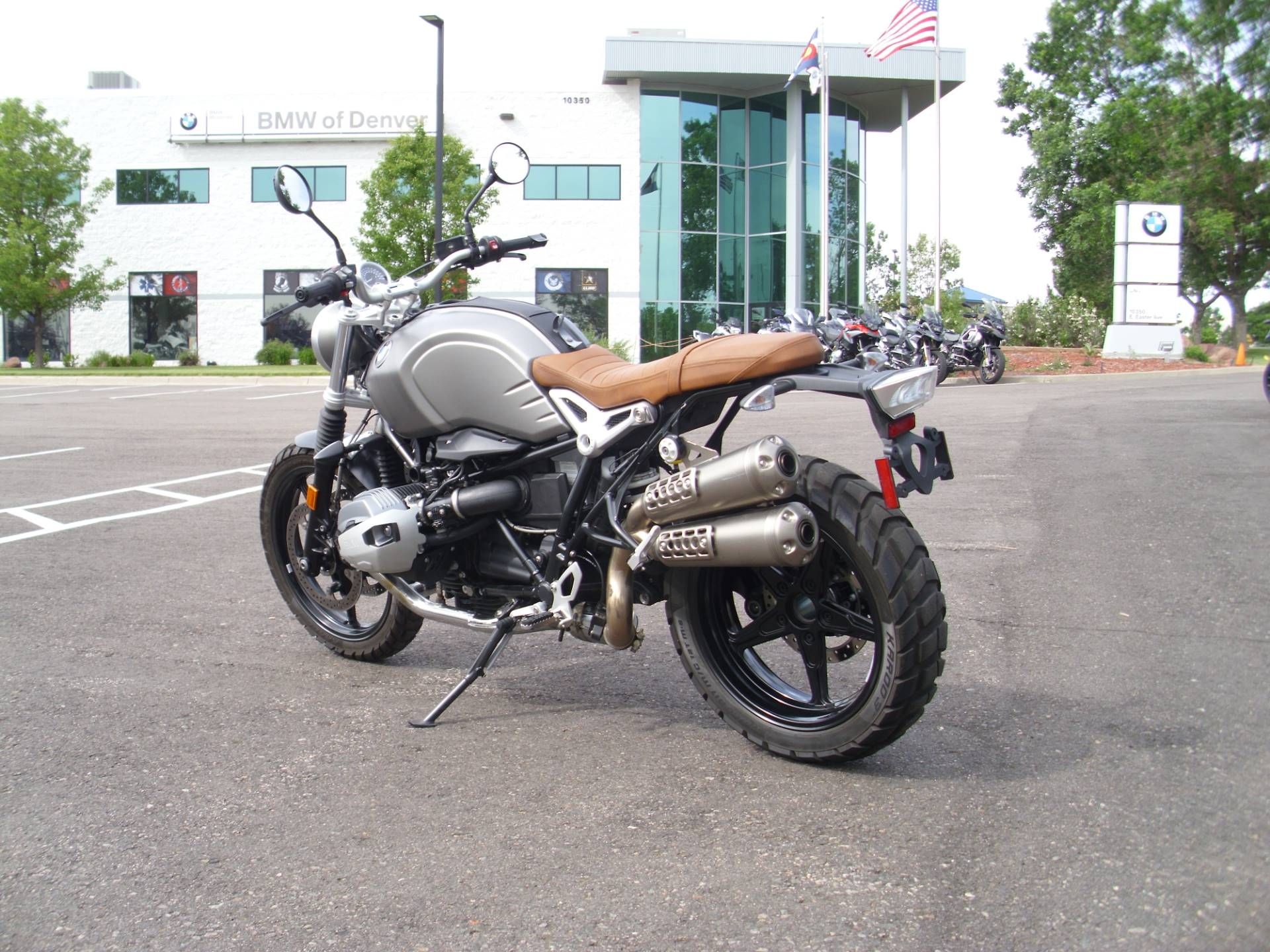 2017 BMW R nine T Scrambler in Centennial, Colorado - Photo 5