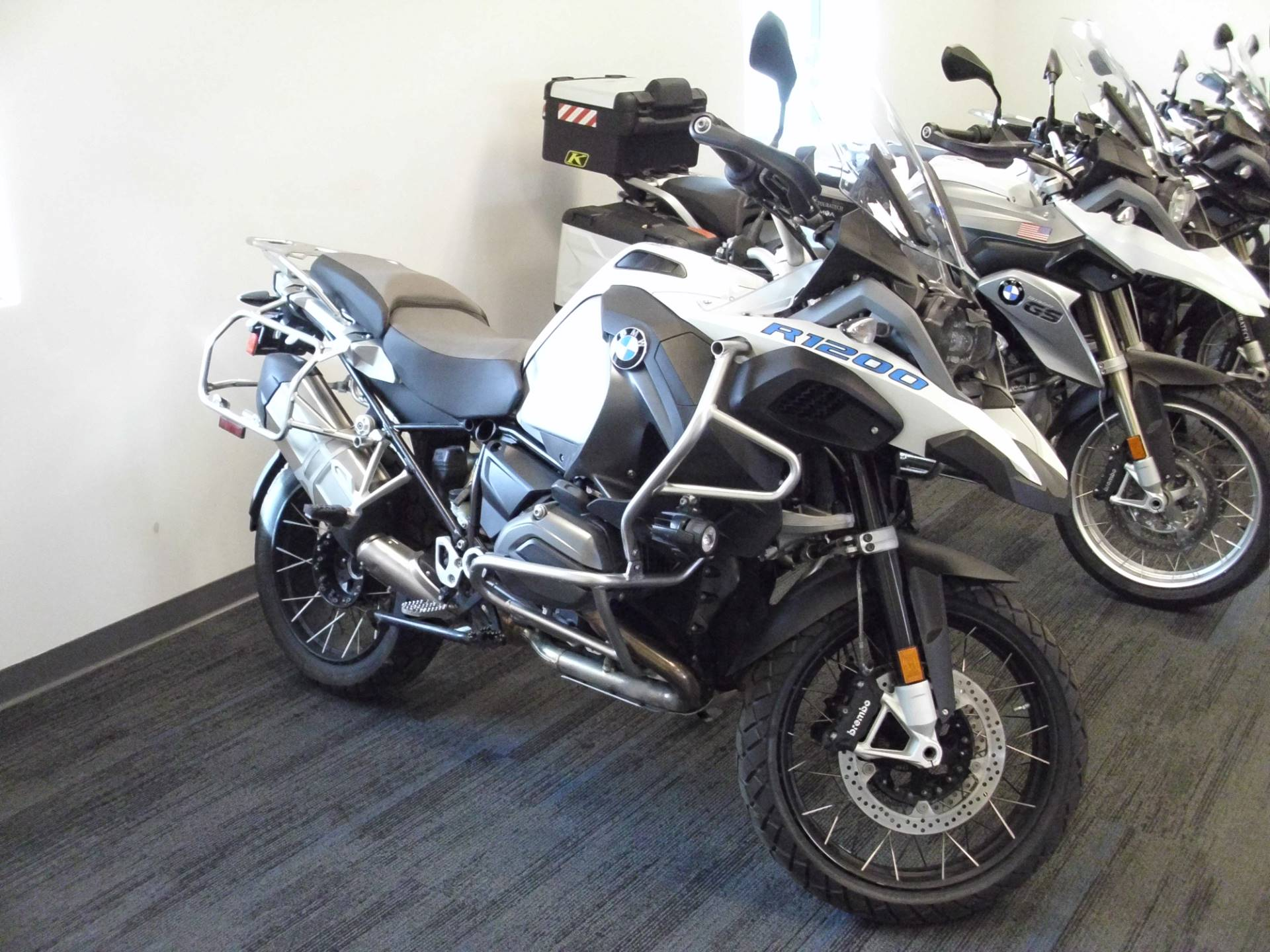 2014 BMW R 1200 GS Adventure in Centennial, Colorado - Photo 4