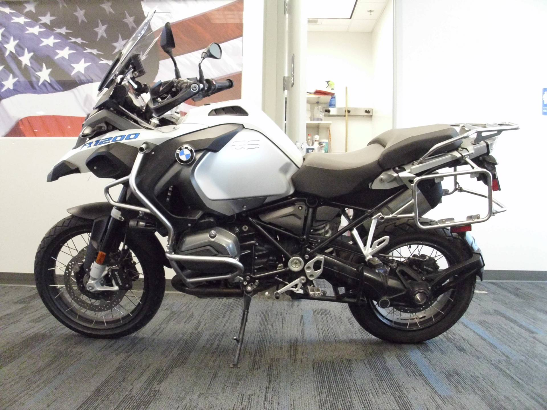 2014 BMW R 1200 GS Adventure in Centennial, Colorado - Photo 1