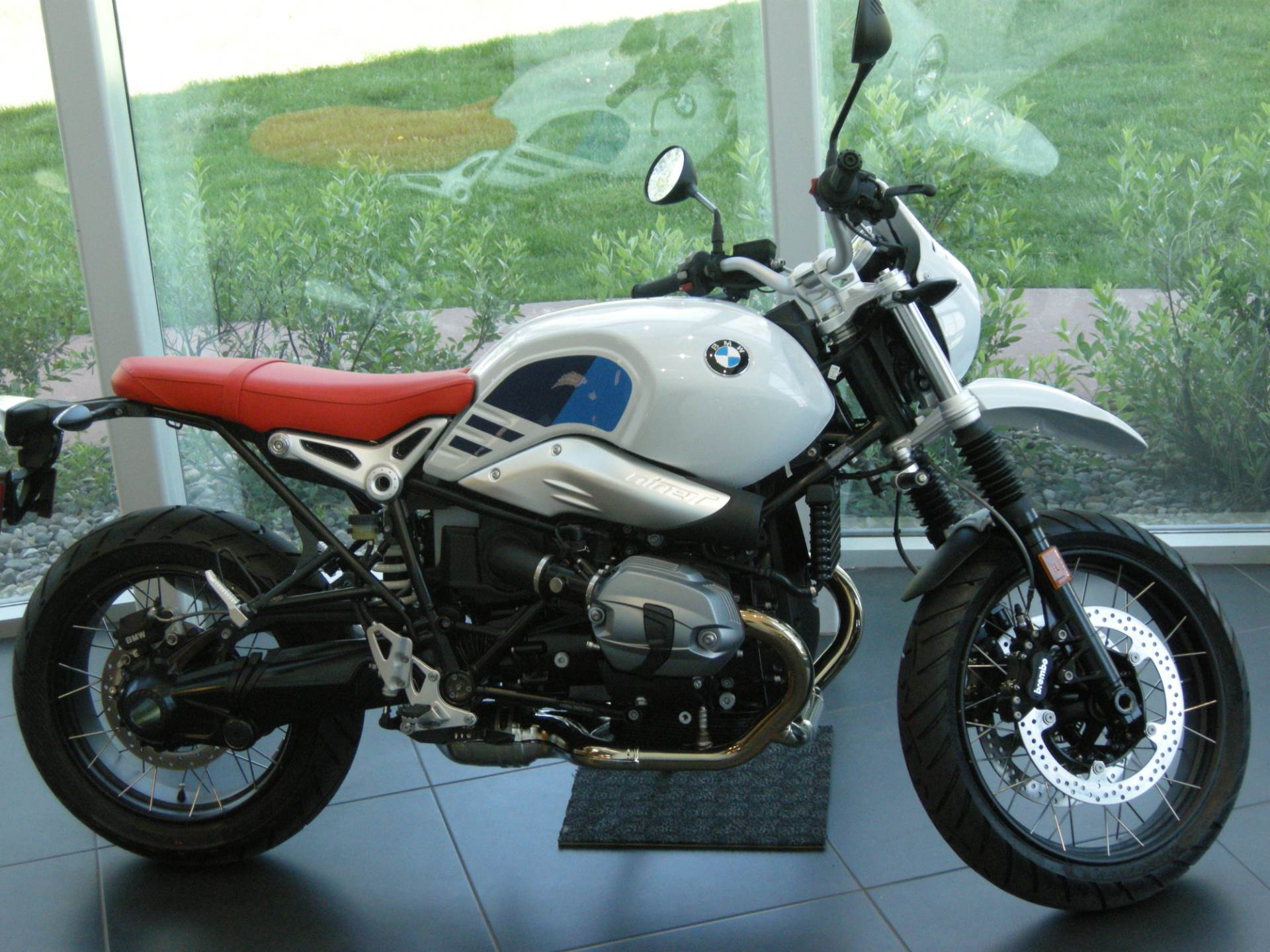 Bmw R Nin T >> New 2018 Bmw R Ninet Urban G S Motorcycles In Centennial Co