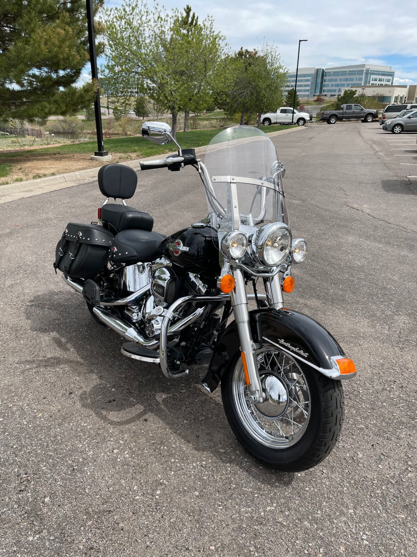 2017 Harley-Davidson Heritage Softail® Classic in Centennial, Colorado - Photo 7