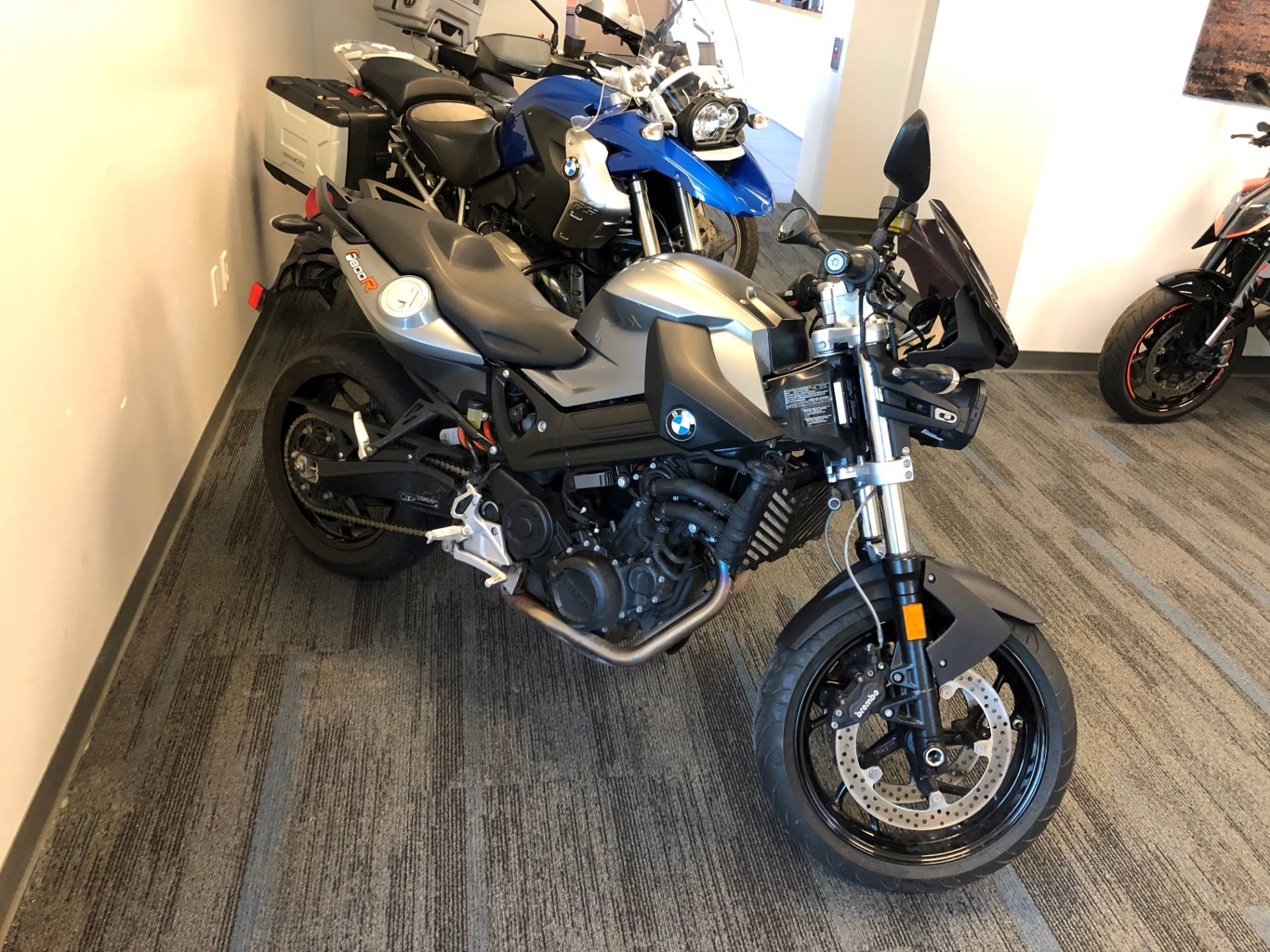2011 BMW F 800 R in Centennial, Colorado - Photo 1