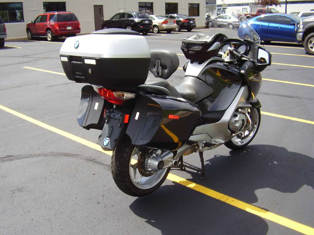 2011 BMW R 1200 RT in Centennial, Colorado