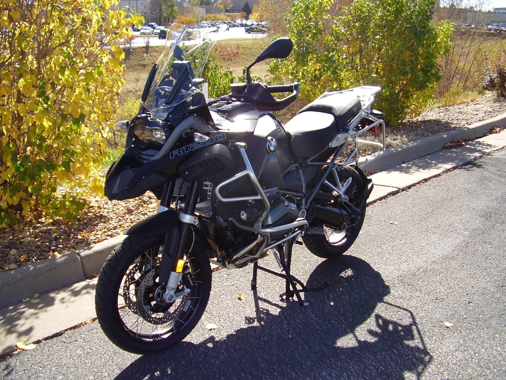 2017 BMW R 1200 GS Adventure in Aurora, Colorado
