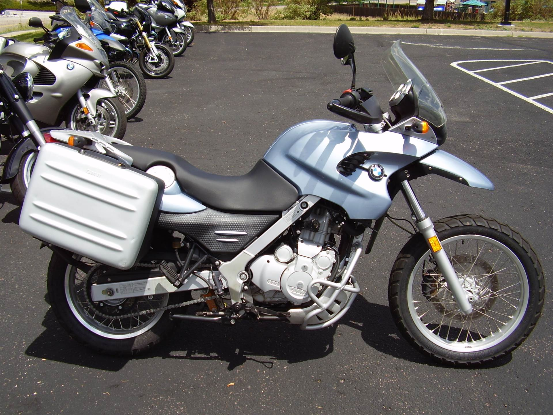 2001 BMW F 650 GS (ABS) in Centennial, Colorado