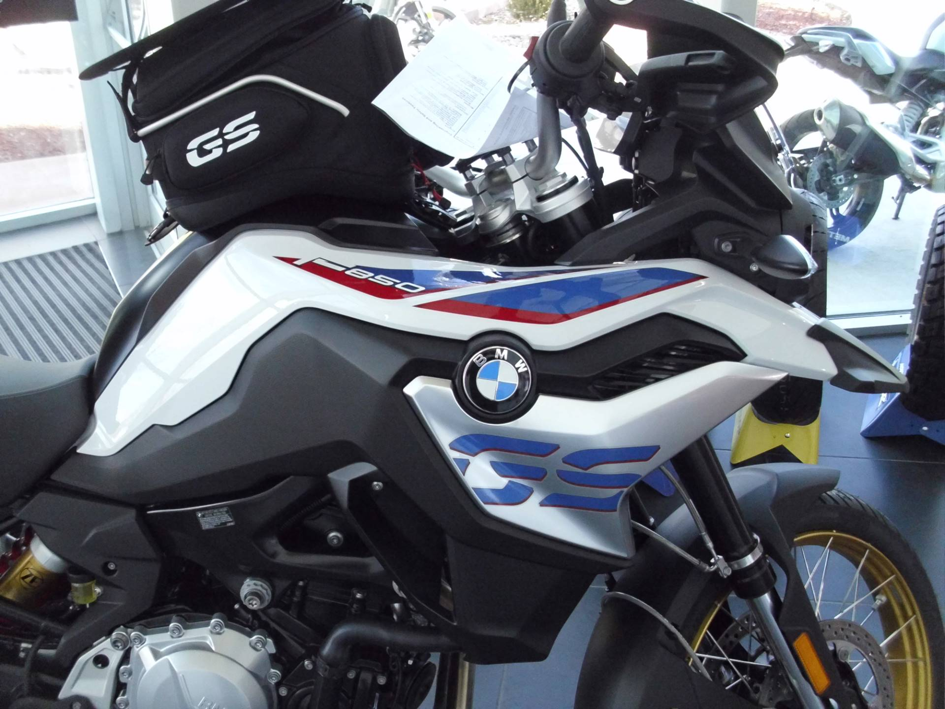 2019 BMW F 850 GS in Centennial, Colorado