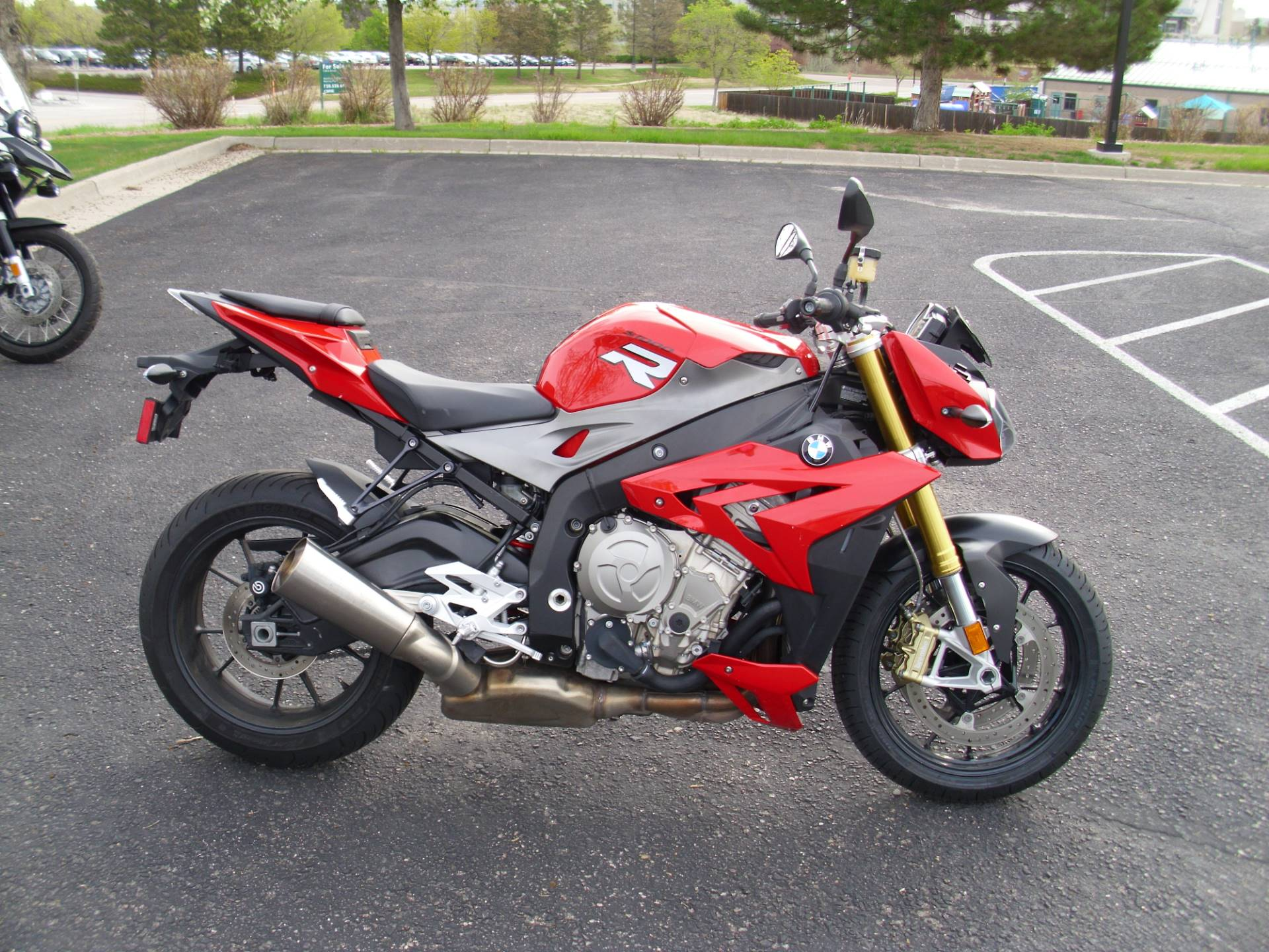 2014 BMW S 1000 R in Centennial, Colorado