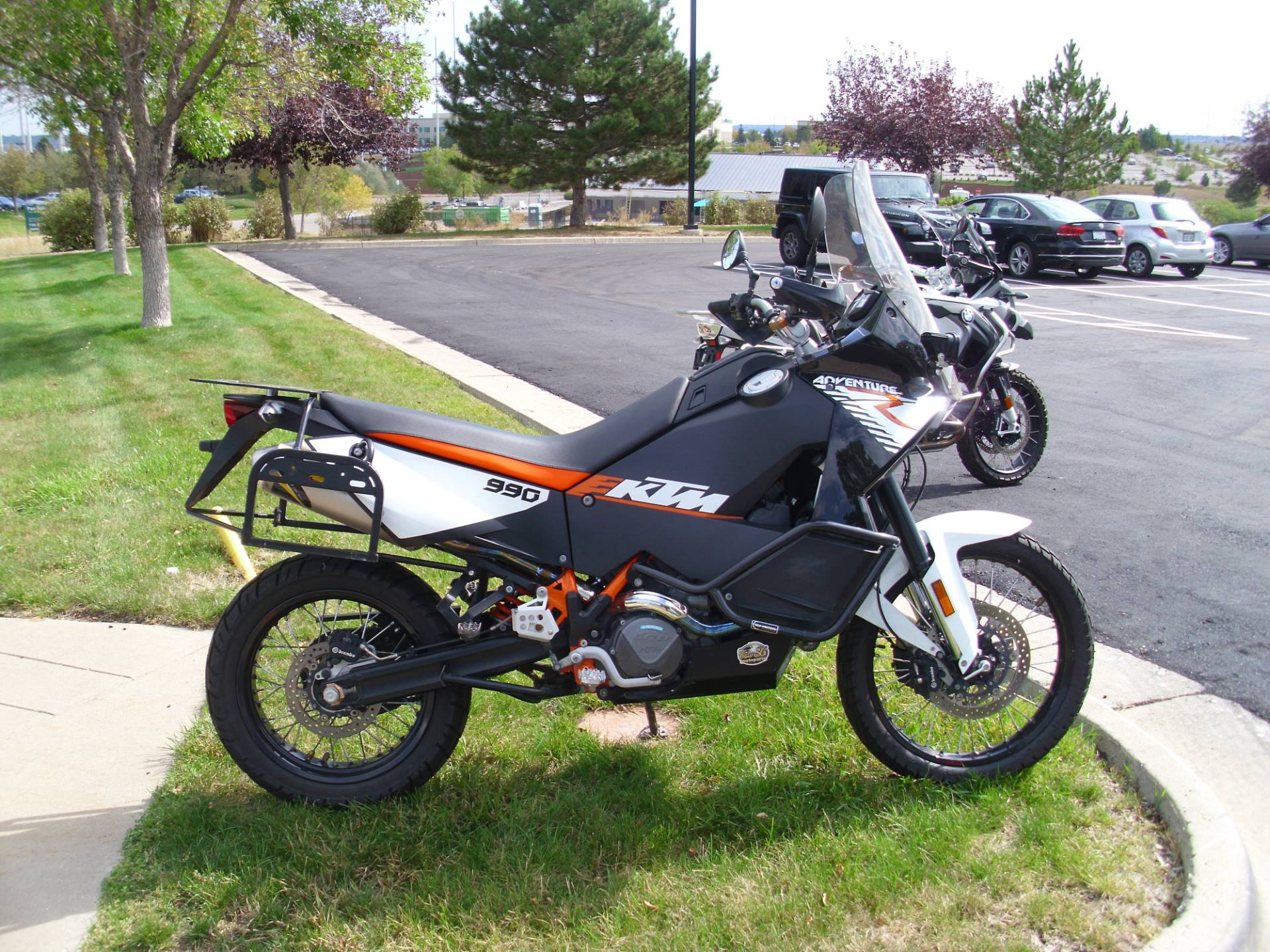 Used 2012 KTM 990 Adventure R Motorcycles in Centennial, CO