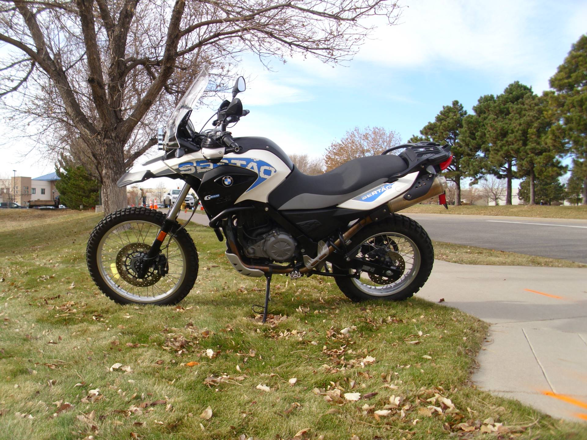 2012 BMW G 650 GS Sertão in Centennial, Colorado - Photo 3