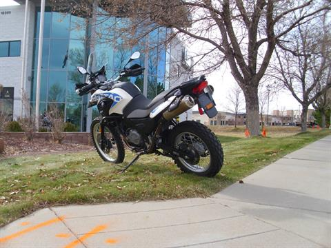 2012 BMW G 650 GS Sertão in Centennial, Colorado - Photo 6