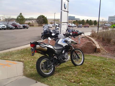 2012 BMW G 650 GS Sertão in Centennial, Colorado - Photo 4