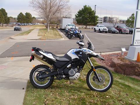 2012 BMW G 650 GS Sertão in Centennial, Colorado - Photo 1