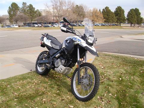 2012 BMW G 650 GS Sertão in Centennial, Colorado - Photo 7