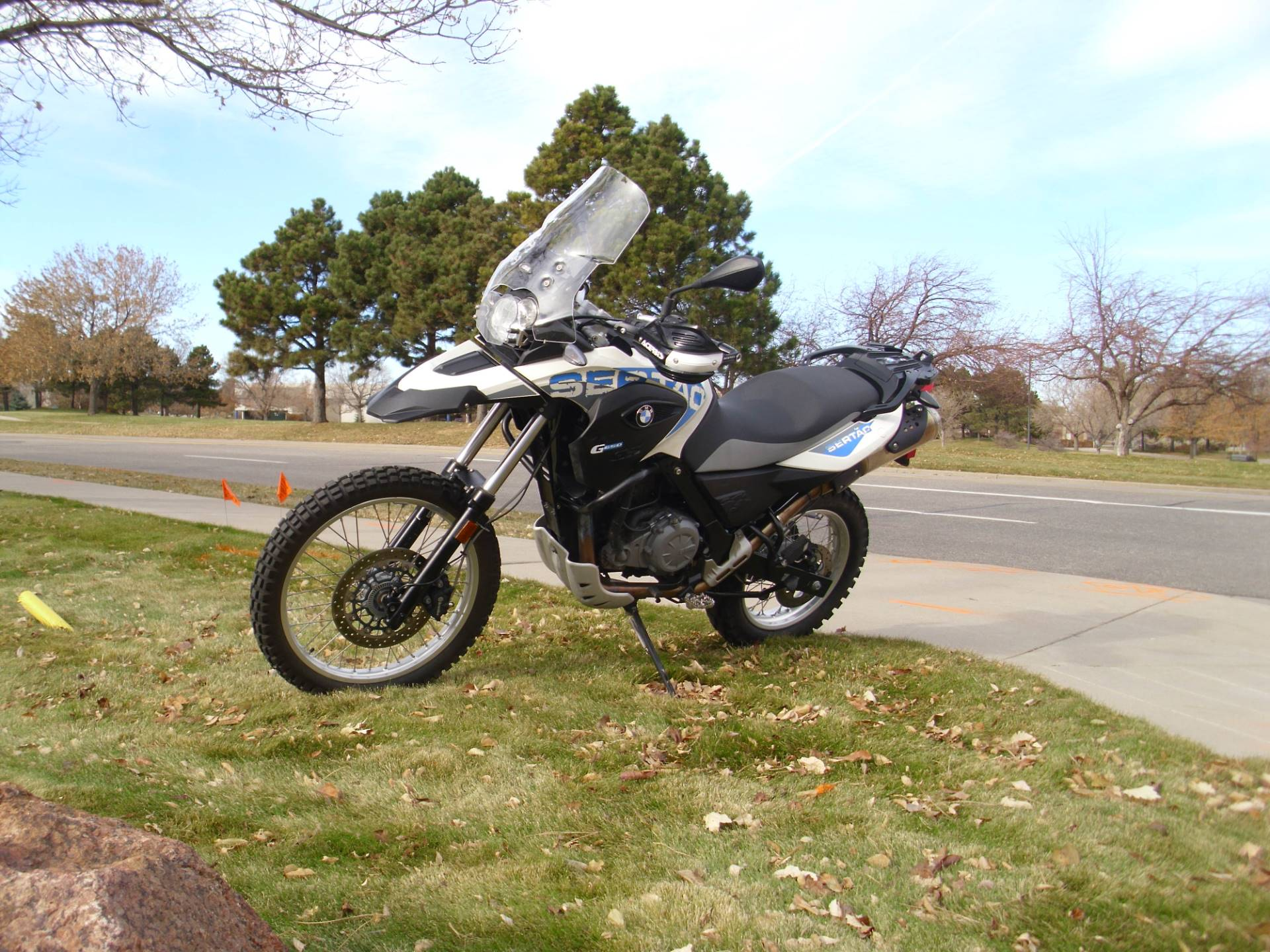 2012 BMW G 650 GS Sertão in Centennial, Colorado - Photo 5