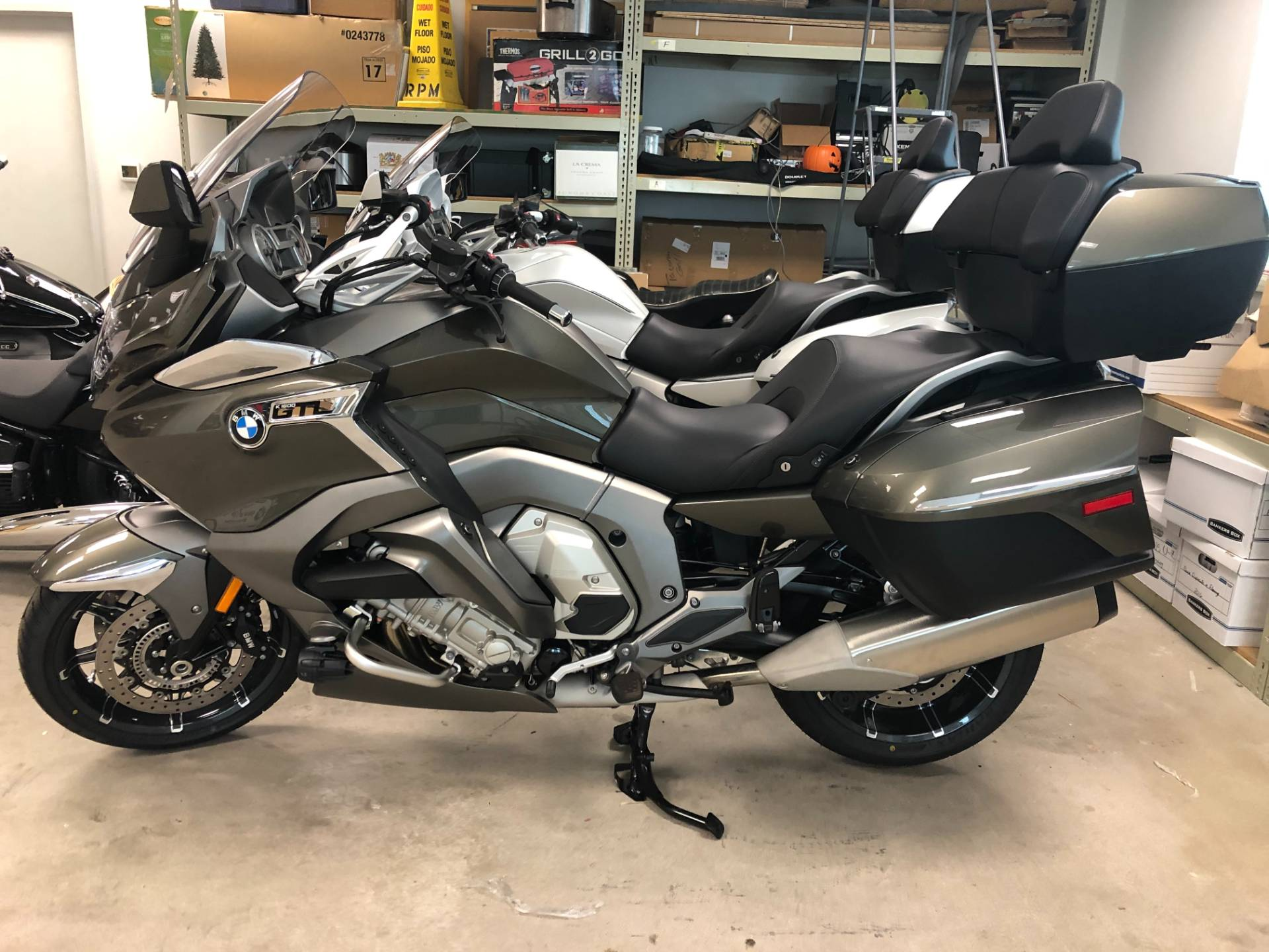 2021 BMW K 1600 GTL in Centennial, Colorado - Photo 1