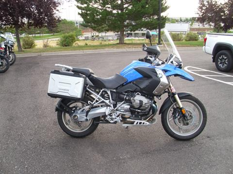 2012 BMW R 1200 GS in Centennial, Colorado - Photo 1