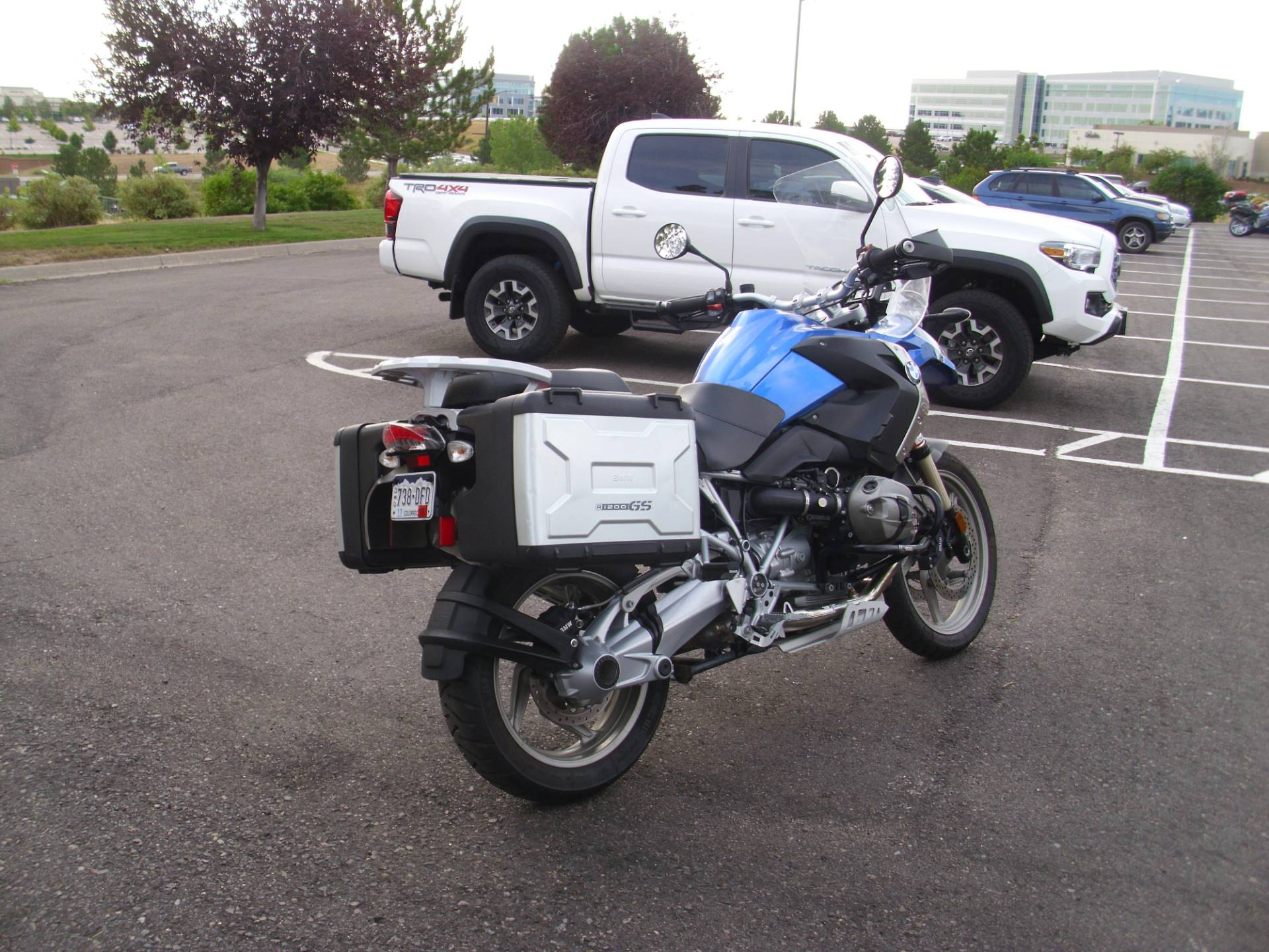 2012 BMW R 1200 GS in Centennial, Colorado - Photo 8