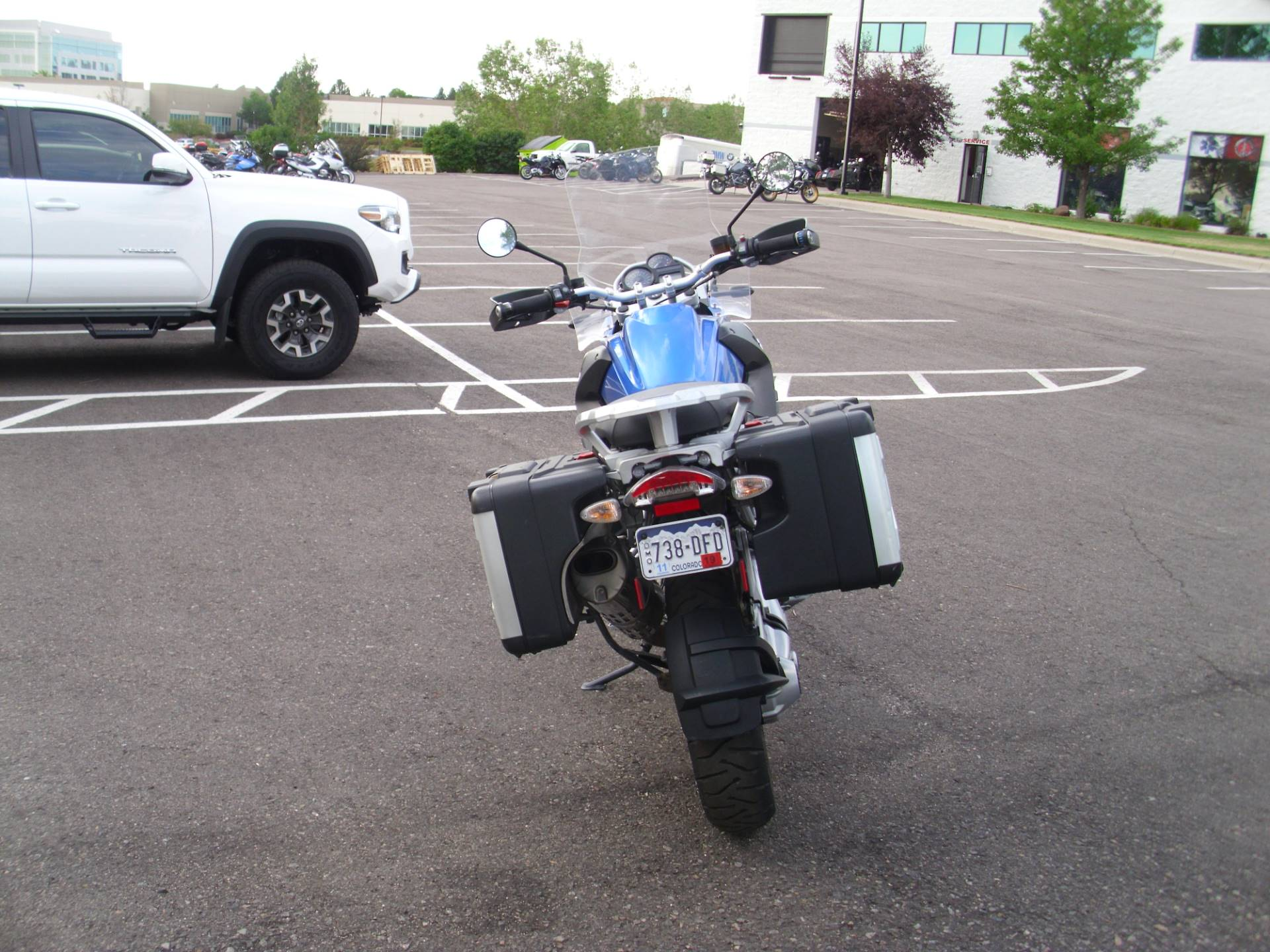 2012 BMW R 1200 GS in Centennial, Colorado - Photo 10