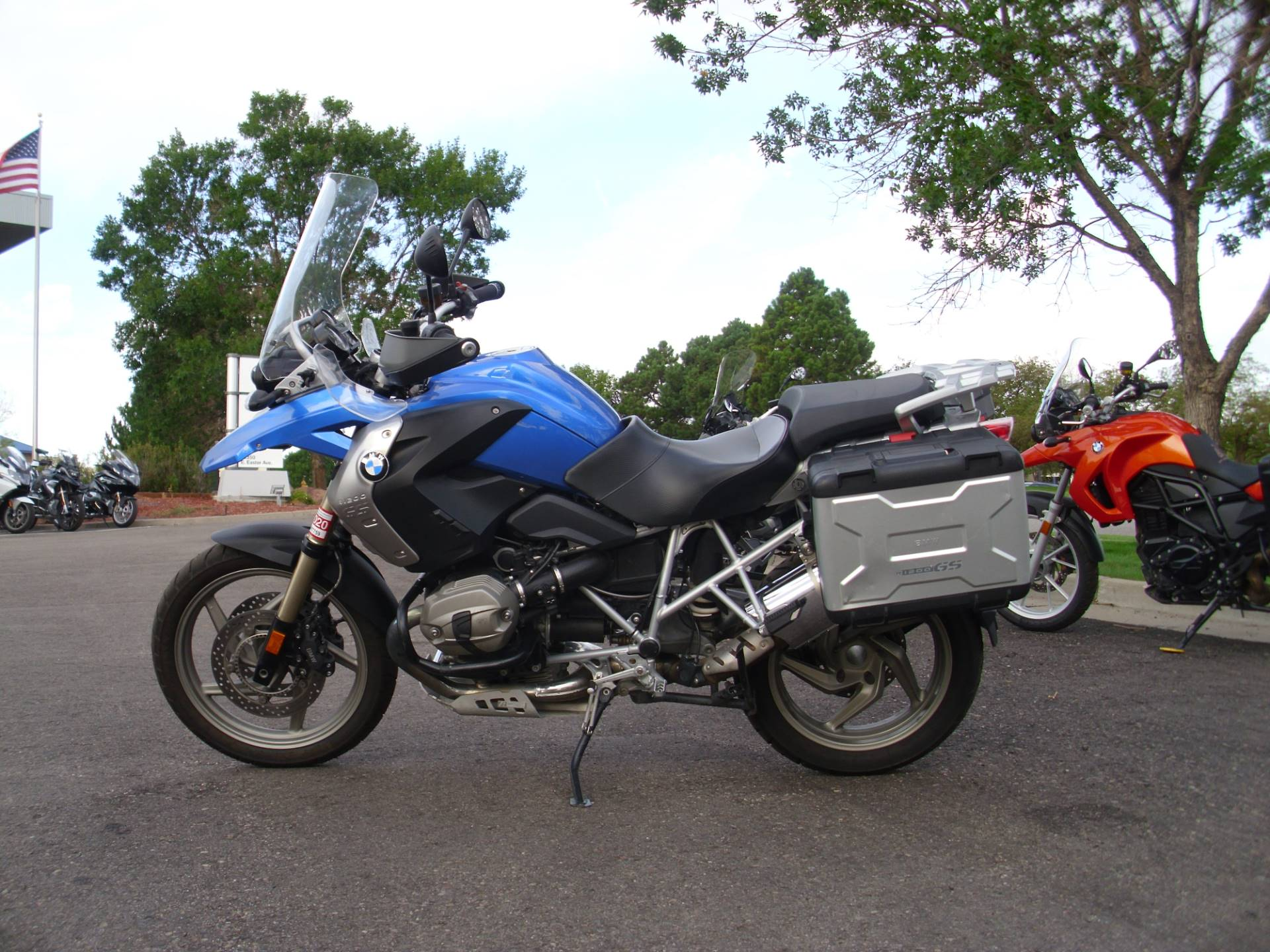 2012 BMW R 1200 GS in Centennial, Colorado - Photo 5