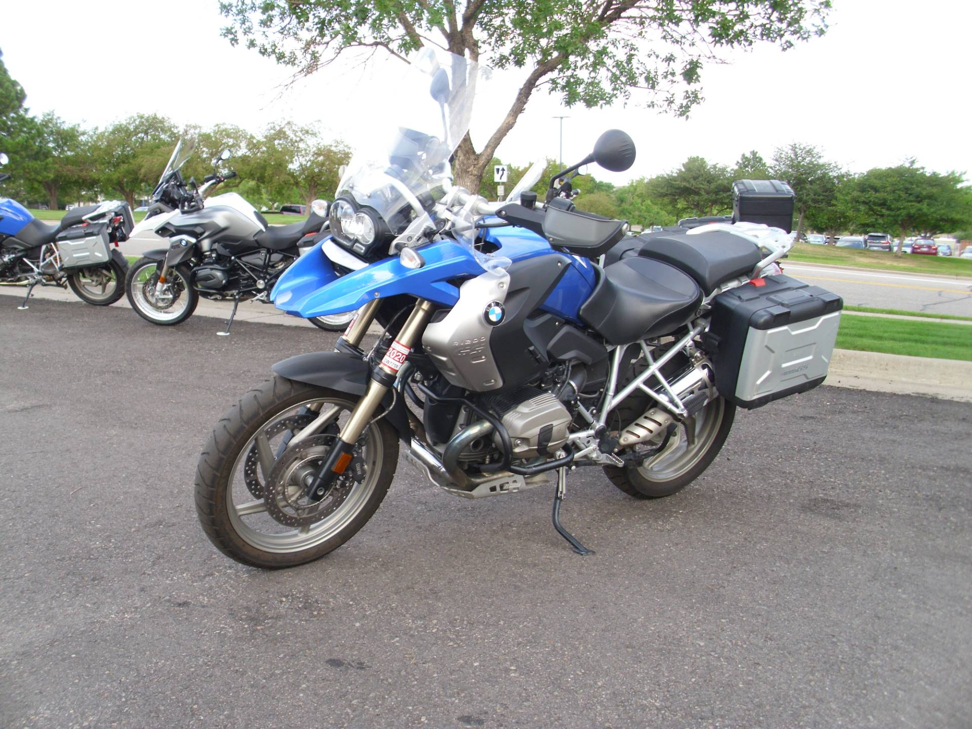 2012 BMW R 1200 GS in Centennial, Colorado - Photo 4