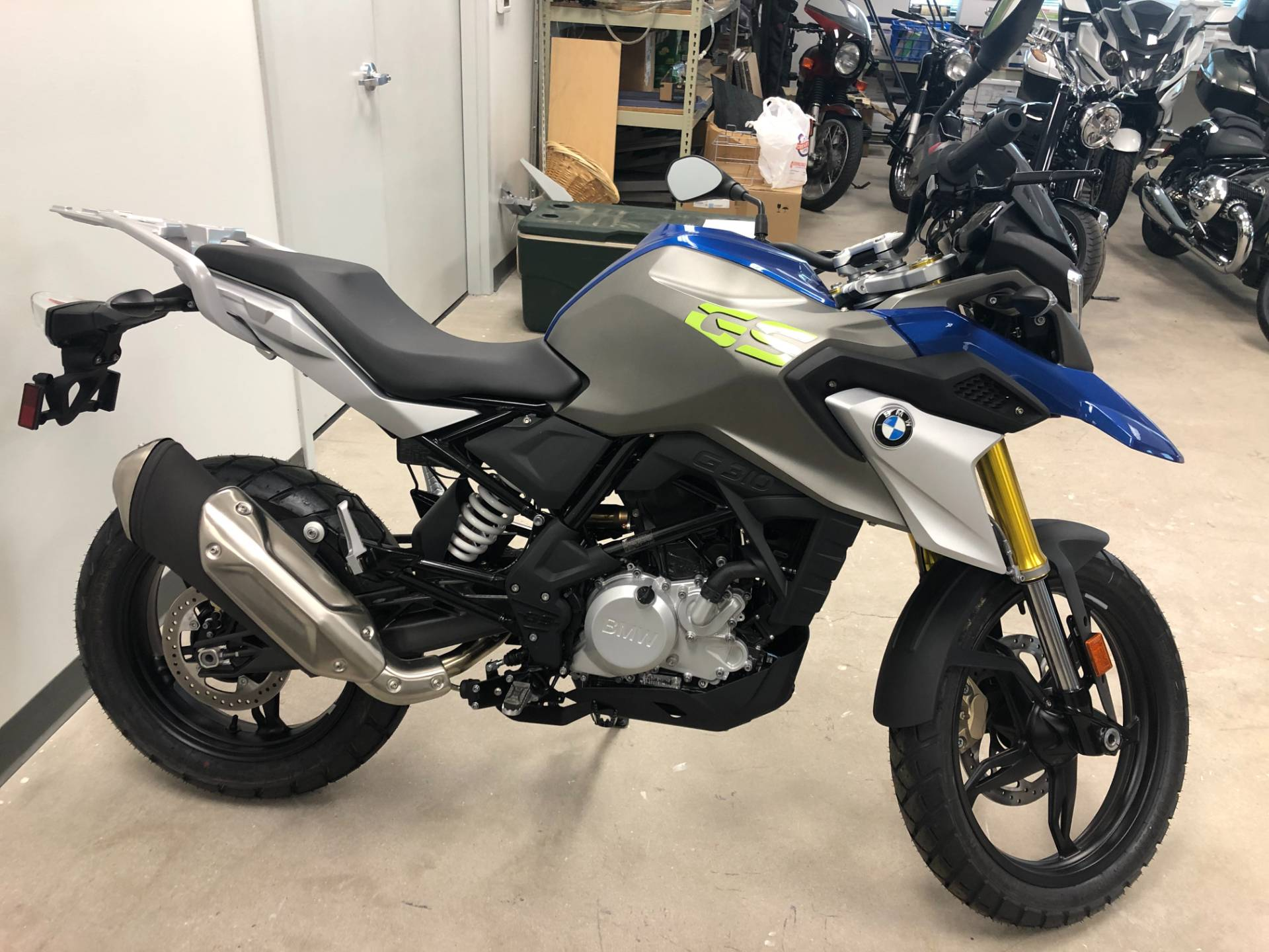 2020 BMW G 310 GS in Centennial, Colorado - Photo 3