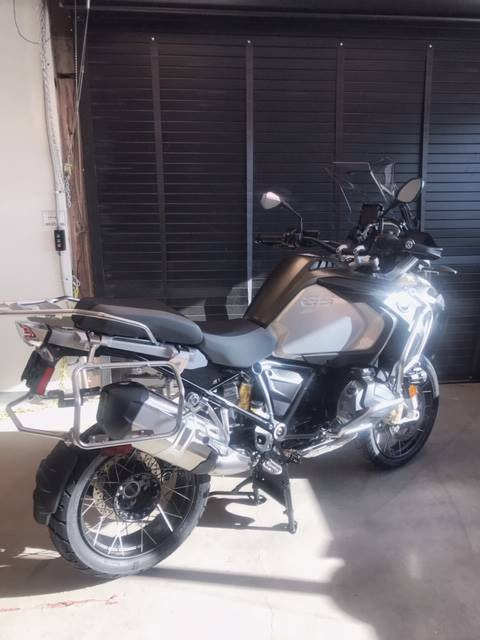 2020 BMW R 1250 GS Adventure in Centennial, Colorado - Photo 1