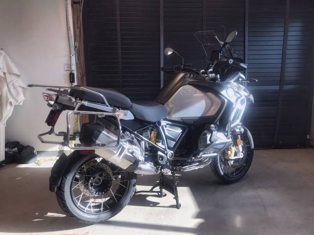 2020 BMW R 1250 GS Adventure in Centennial, Colorado - Photo 3