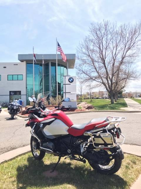 2017 BMW R 1200 GS Adventure in Centennial, Colorado - Photo 4
