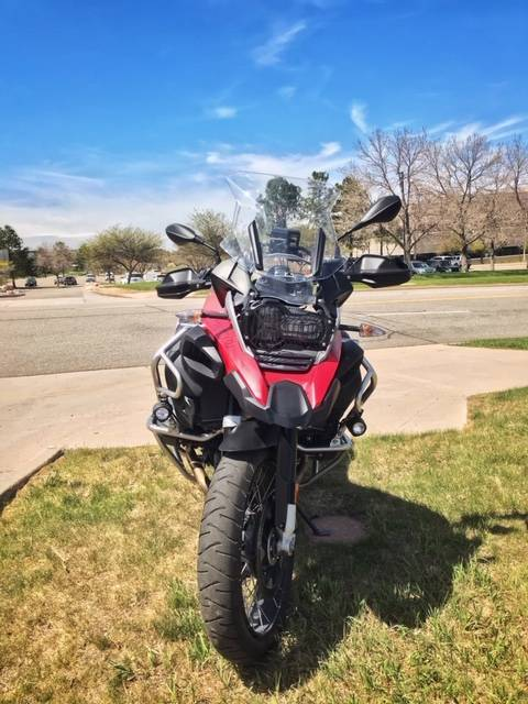 2017 BMW R 1200 GS Adventure in Centennial, Colorado - Photo 8