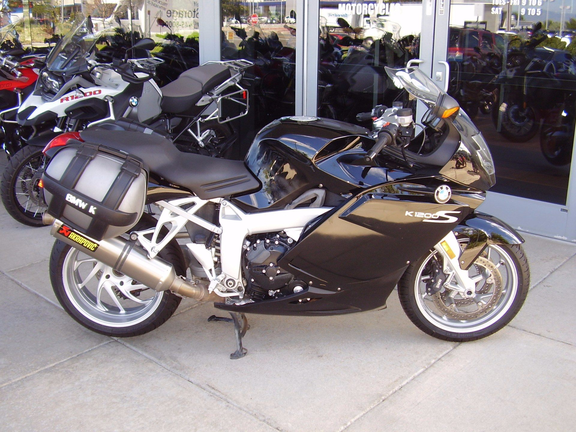 2008 BMW K 1200 S  in Centennial, Colorado