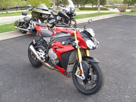 2015 BMW S 1000 R in Centennial, Colorado
