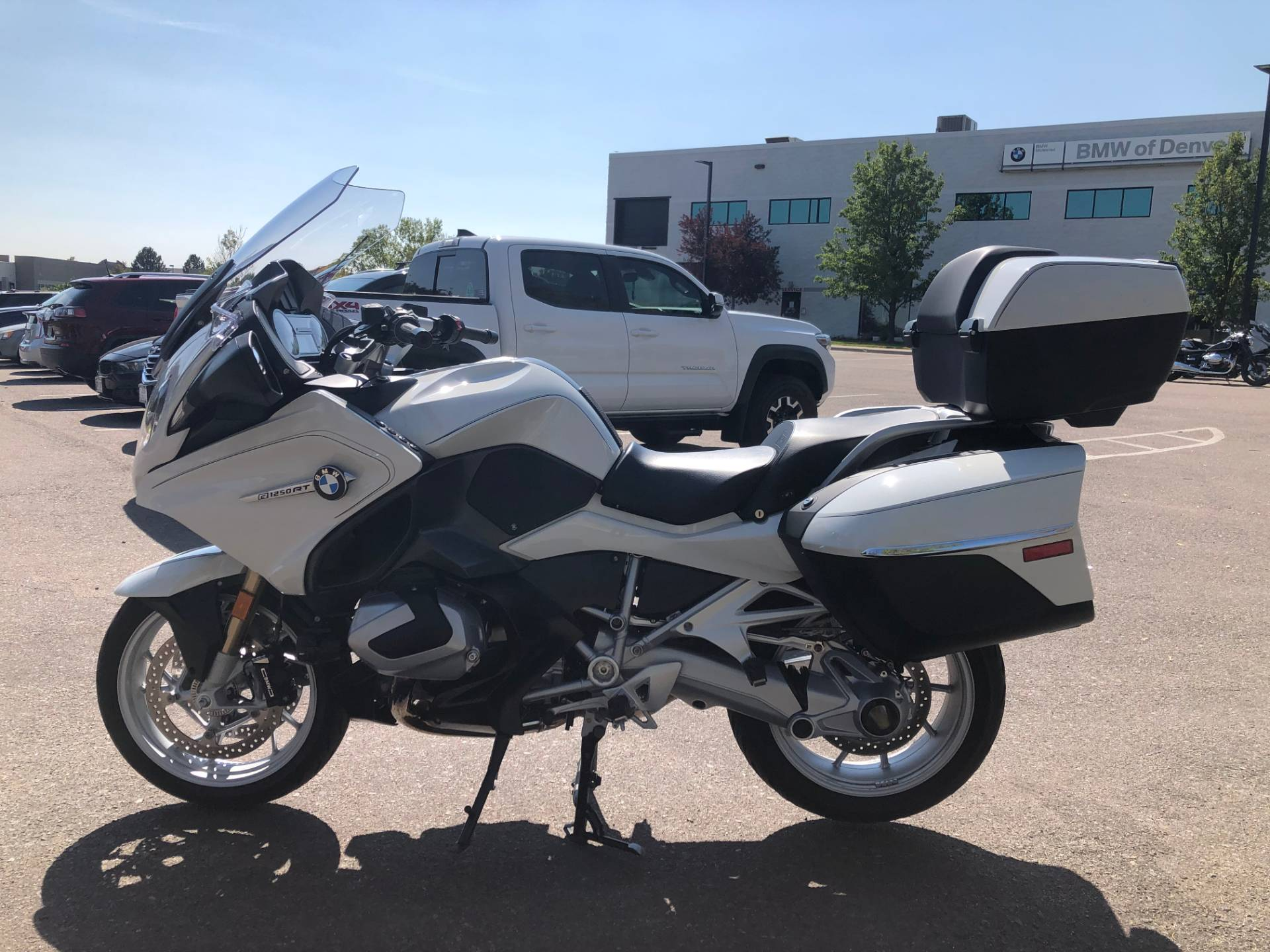 2019 BMW R 1250 RT in Centennial, Colorado - Photo 3