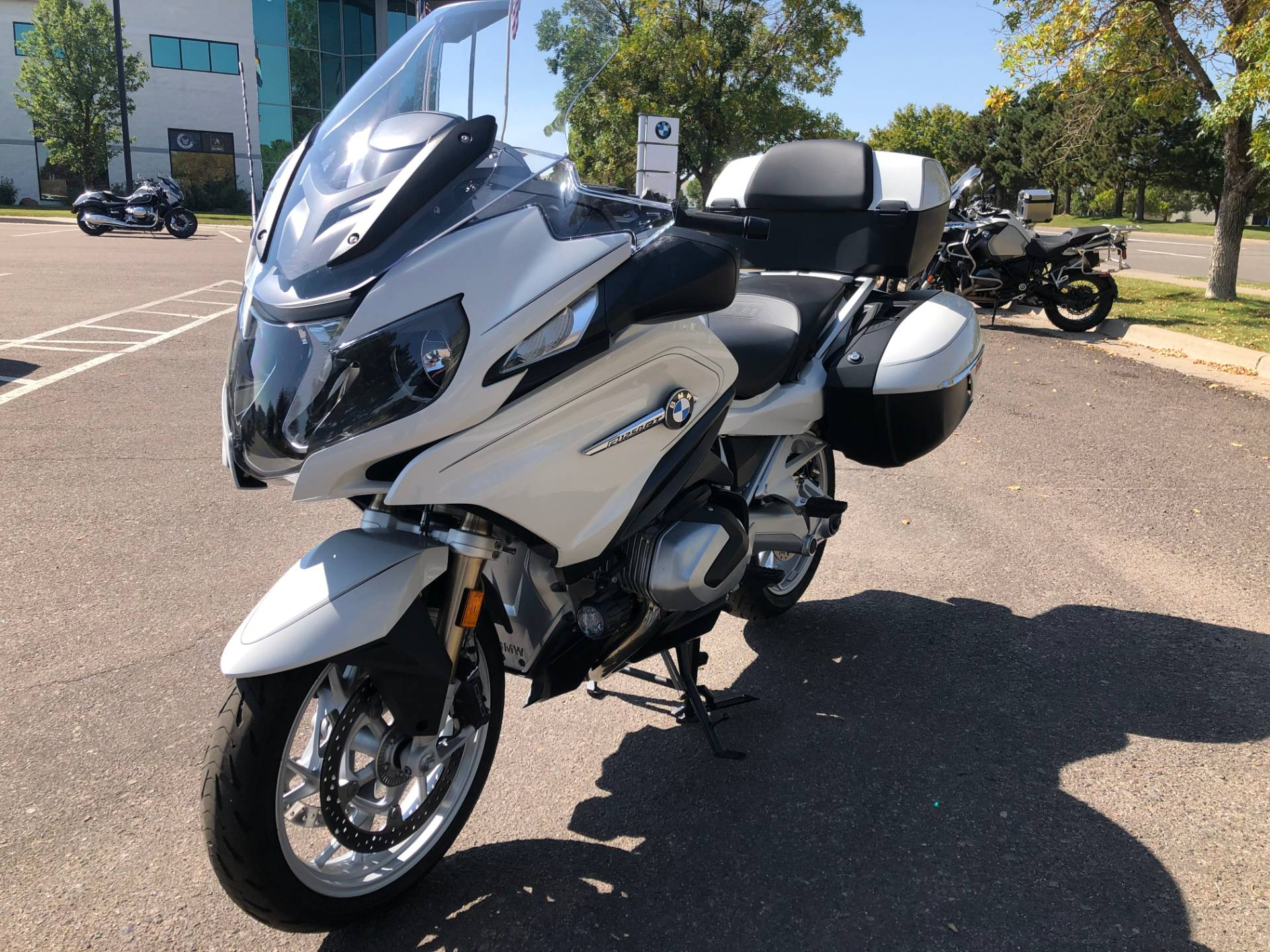 2019 BMW R 1250 RT in Centennial, Colorado - Photo 4