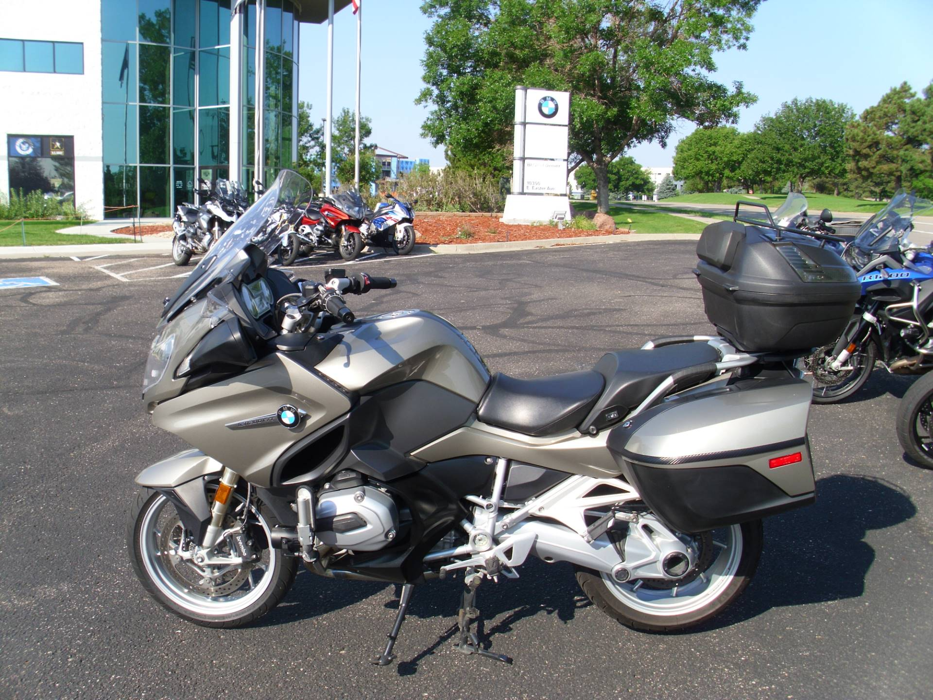 Used 2016 BMW R 1200 RT Motorcycles in Centennial, CO