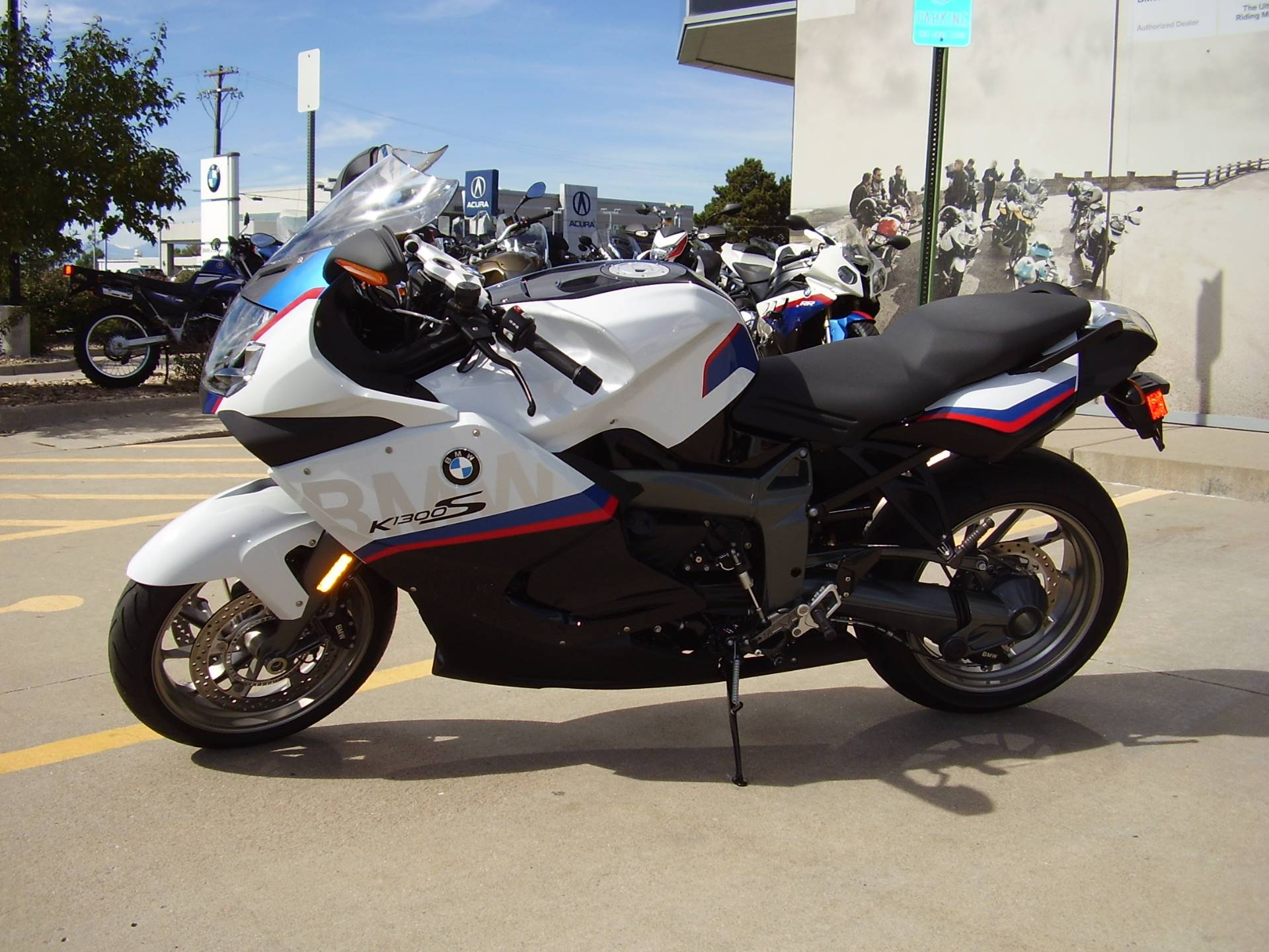 2016 BMW K 1300 S in Centennial, Colorado - Photo 3