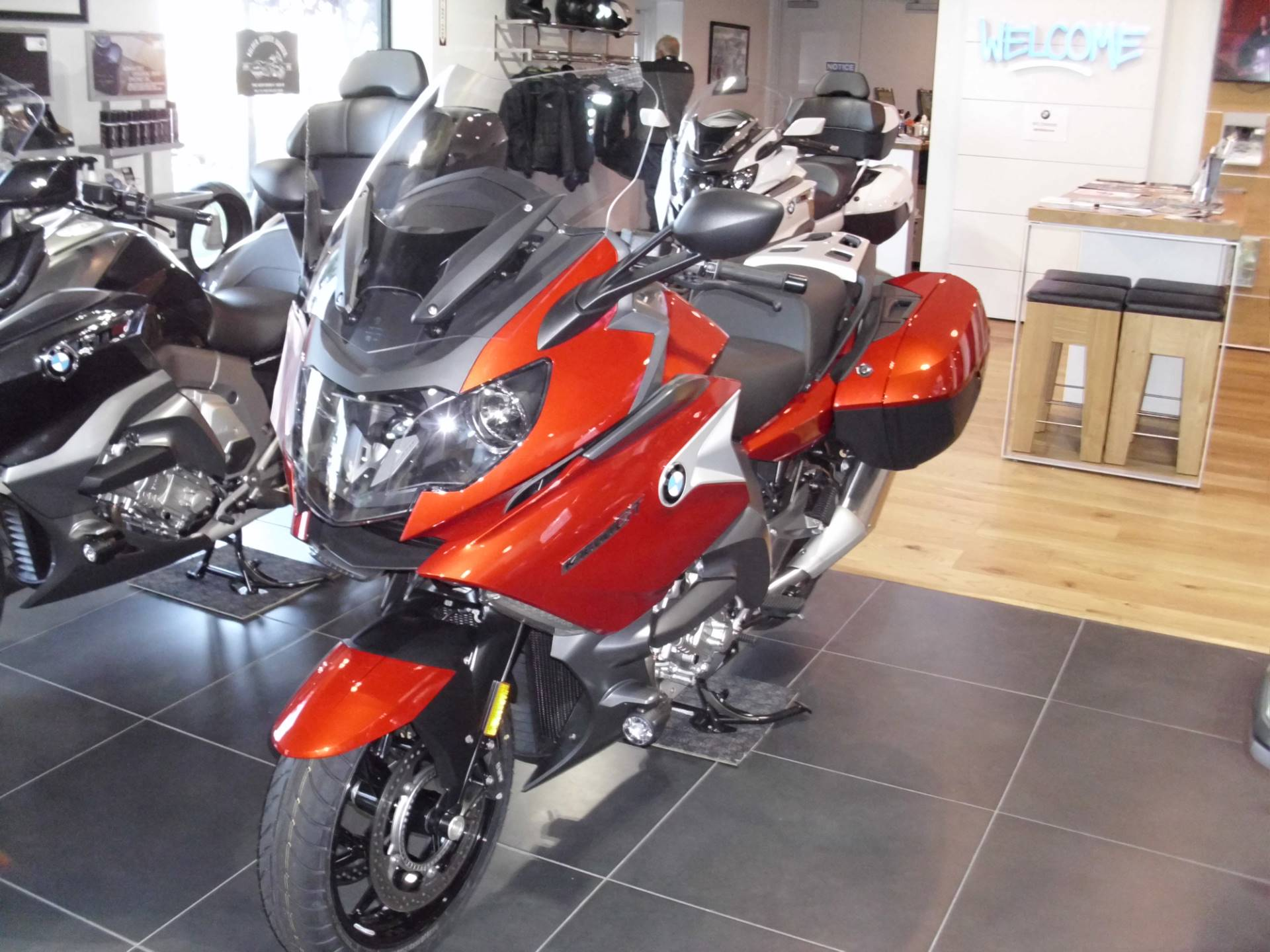 2018 Bmw K 1600 Gt In Centennial Colorado