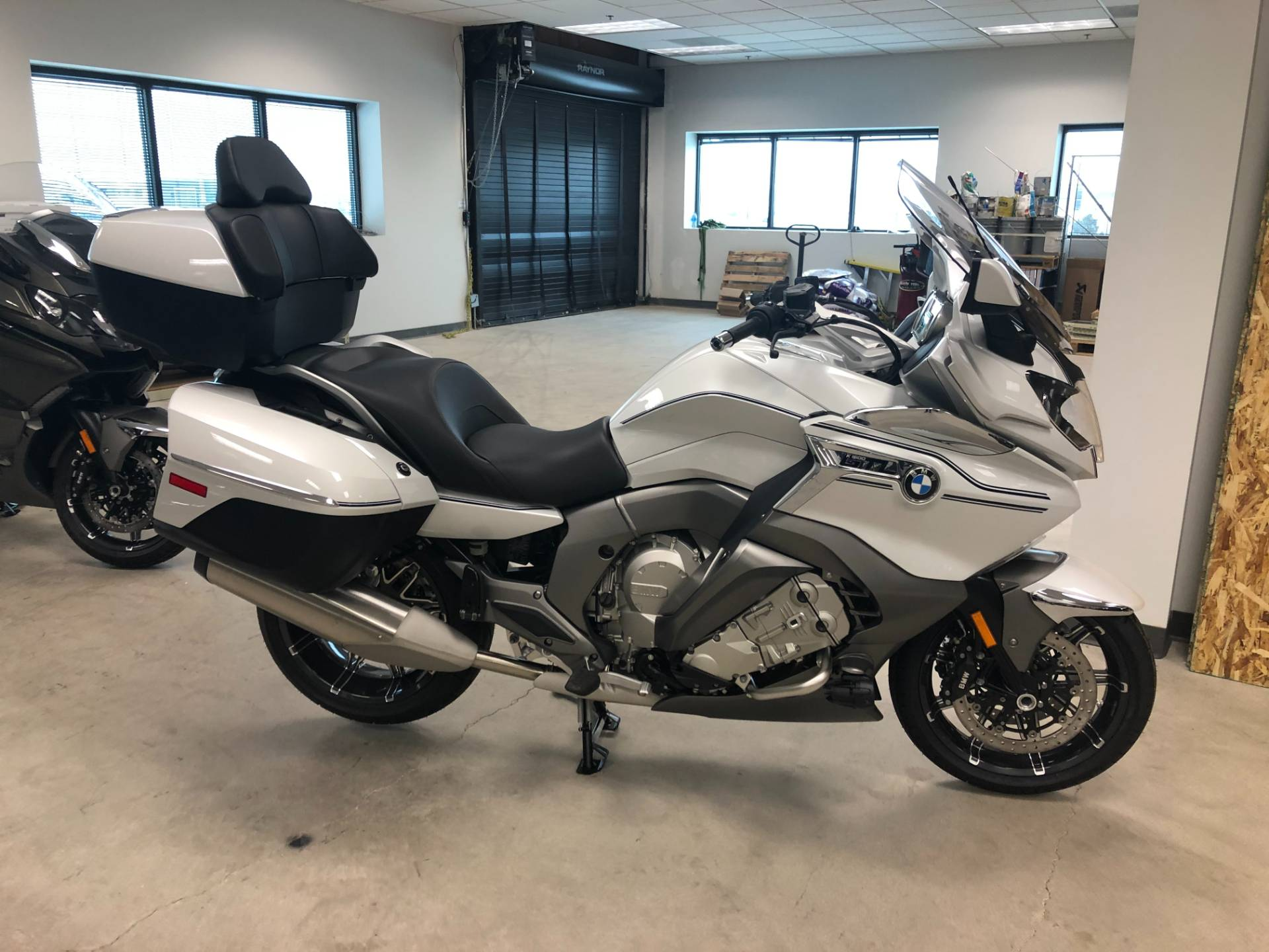 2021 BMW K 1600 GTL in Centennial, Colorado - Photo 4