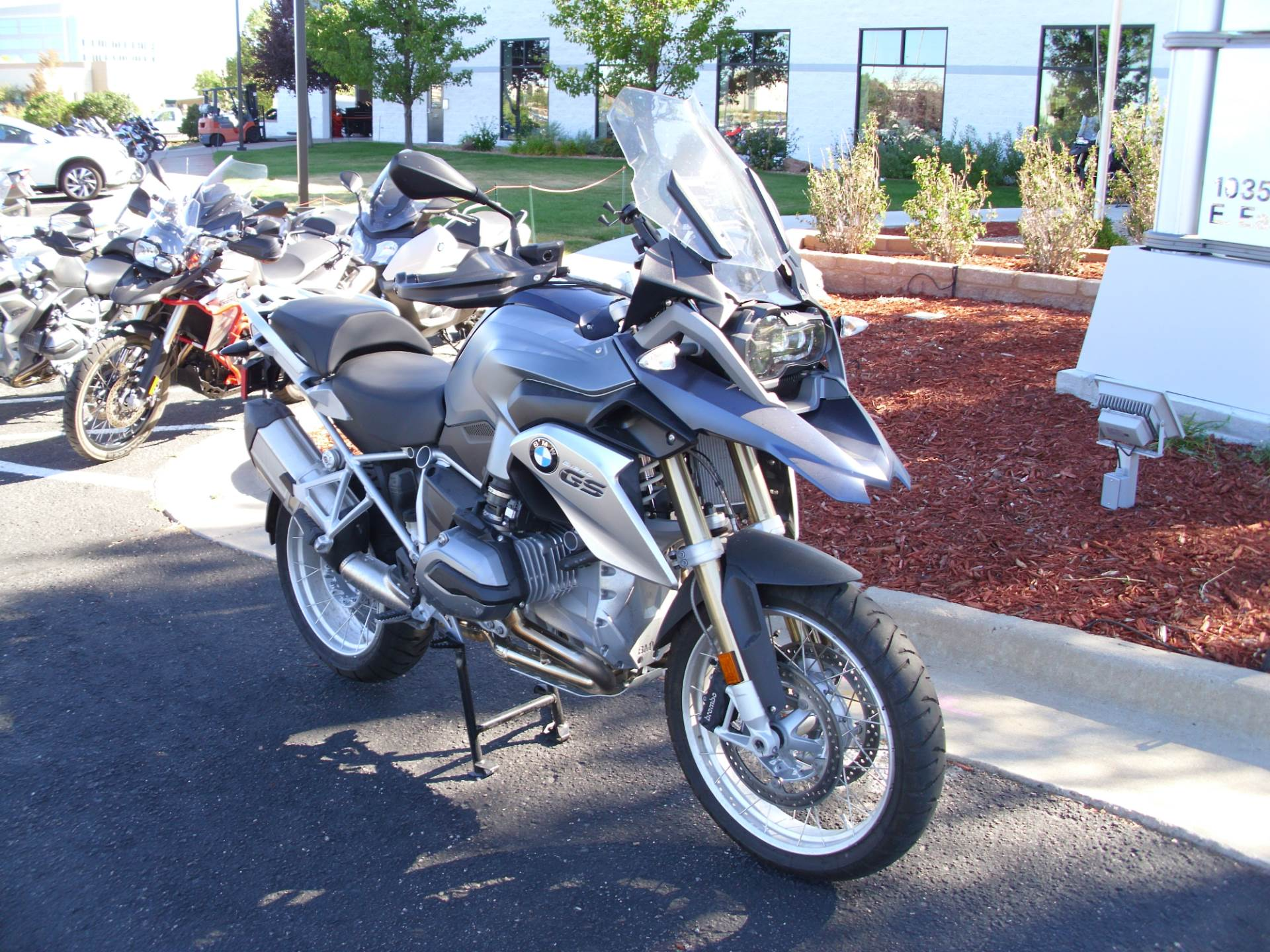2015 BMW R 1200 GS in Centennial, Colorado