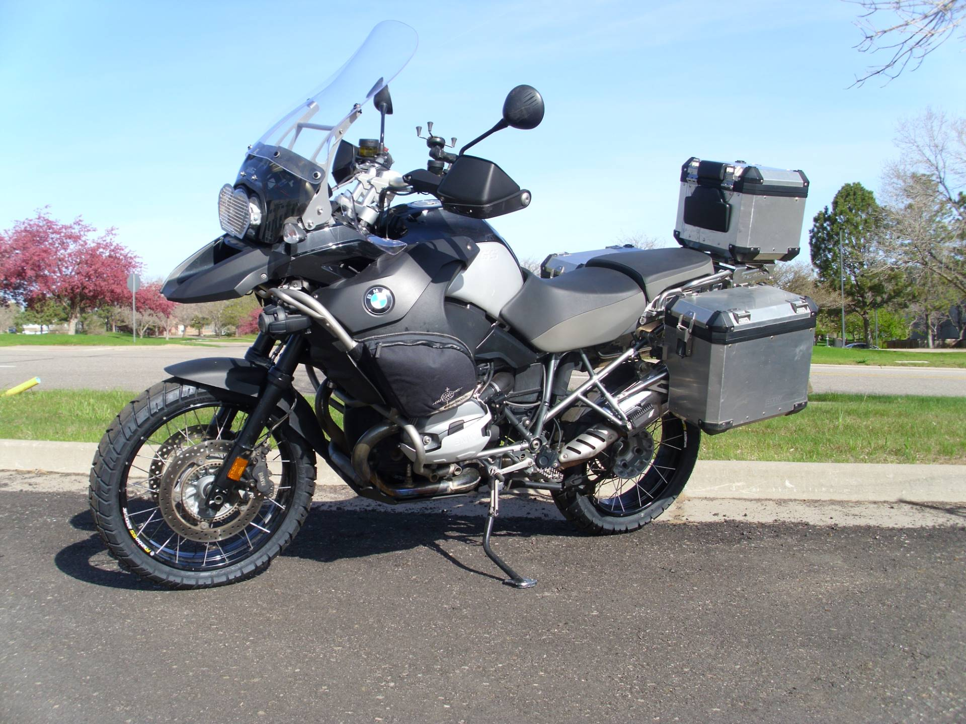 2012 BMW R 1200 GS Adventure in Centennial, Colorado - Photo 3